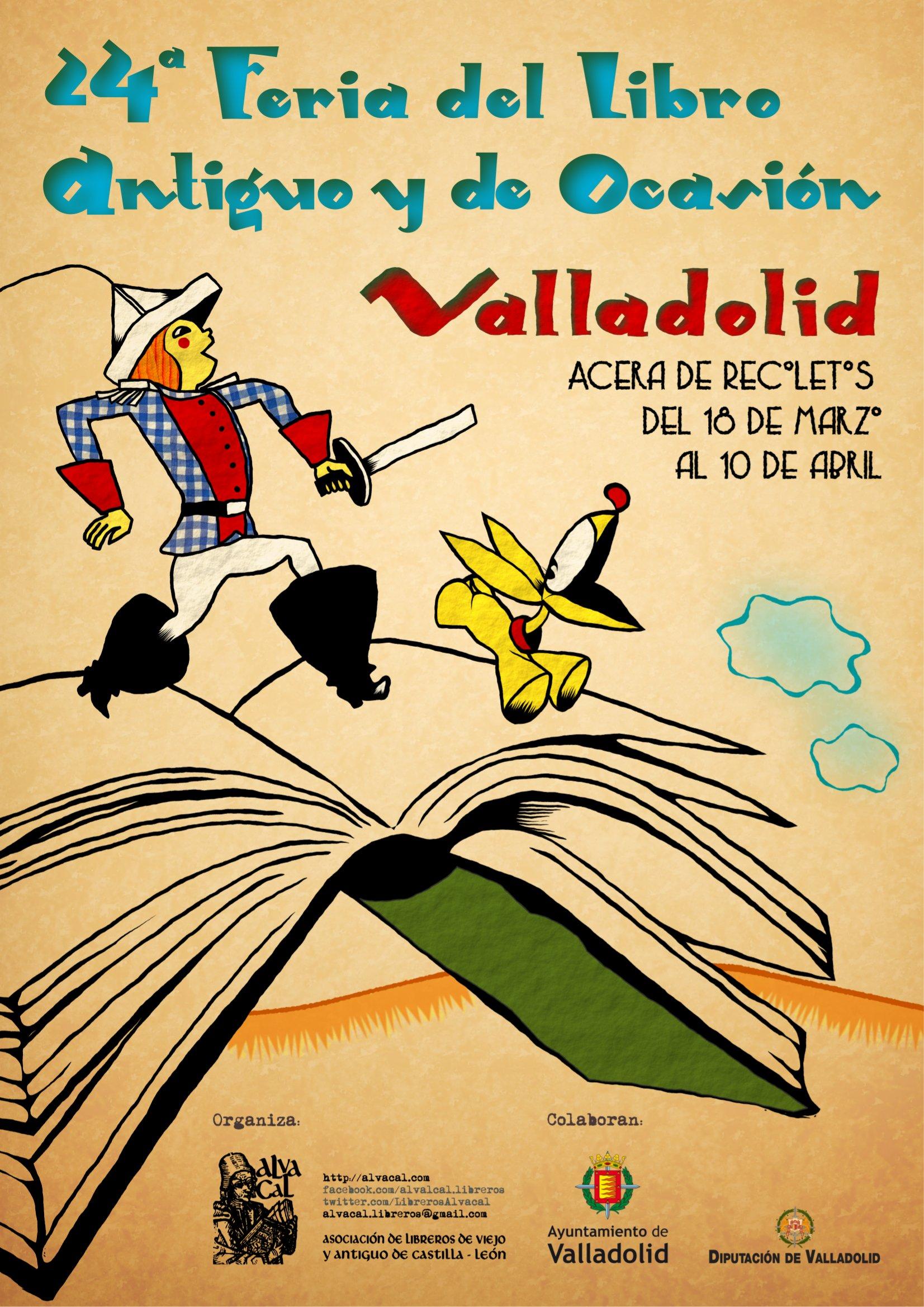 Feria del Libro Antiguo y Ocasión de Valladolid 2016